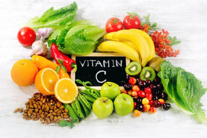 Bổ sung đầy đủ vitamin C