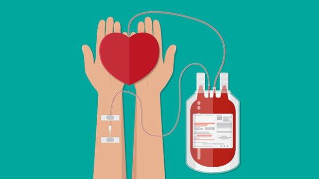 Những lợi ích của việc hiến máu