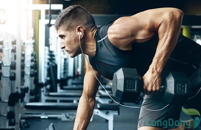 Tác dụng của việc tập gym với người bị thoái hóa cột sống