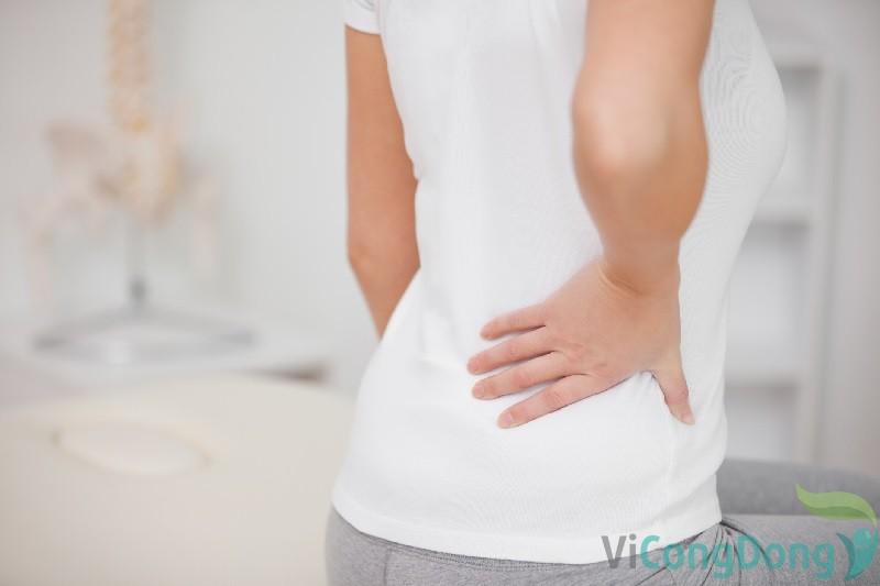 tác hại đau cột sống thắt lưng ở người trẻ