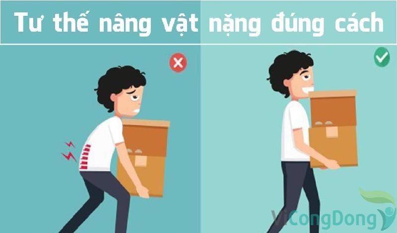 Cách phòng tránh đau lưng