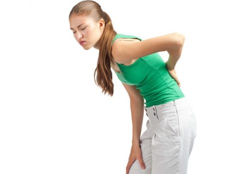đau lưng mỏi gối