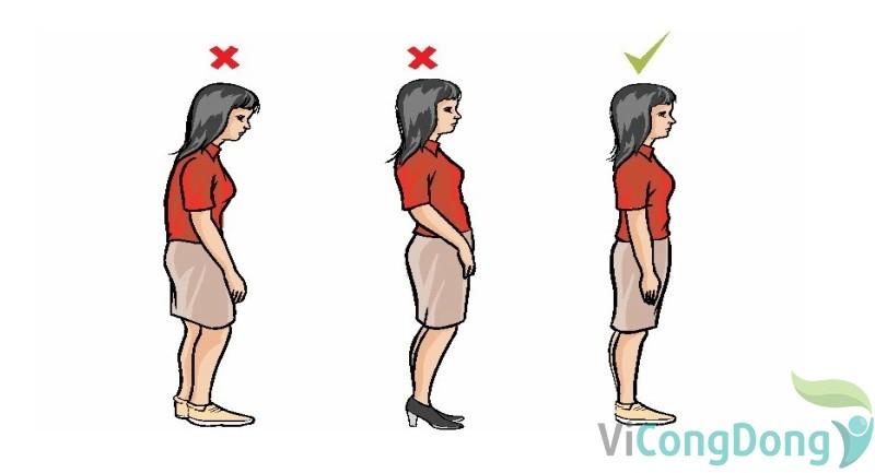 đối tượng có nguy cơ bị đau lưng vẹo cột sống