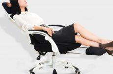 Cách chọn ghế ngồi văn phòng chống đau lưng