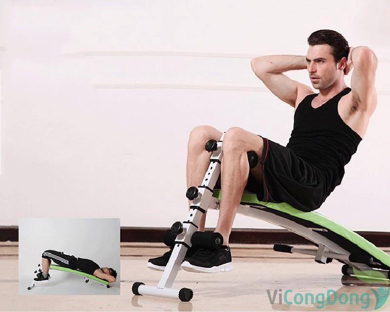Cách khắc phục tập bụng bị đau lưng