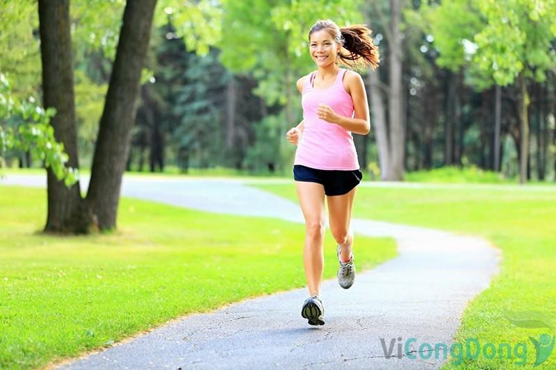 Lưu ý khi chạy bộ dành cho người bệnh thoái hóa cột sống