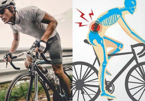 Bị đau thần kinh tọa có nên đạp xe không