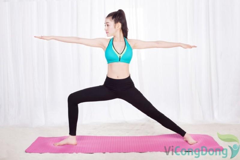 bài tập yoga dành cho người bị thoái hóa khớp gối