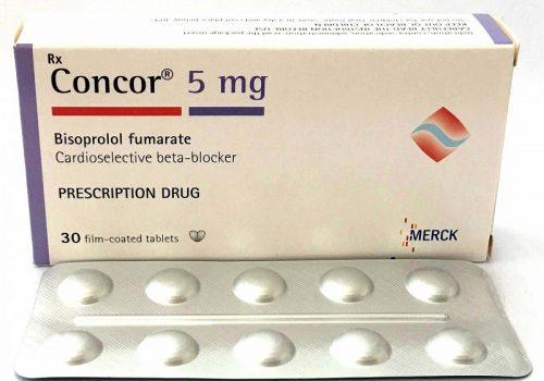 Thuốc Concor 5mg