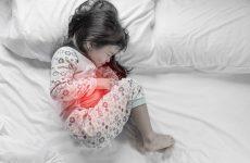 Bệnh đau dạ dày ở trẻ em
