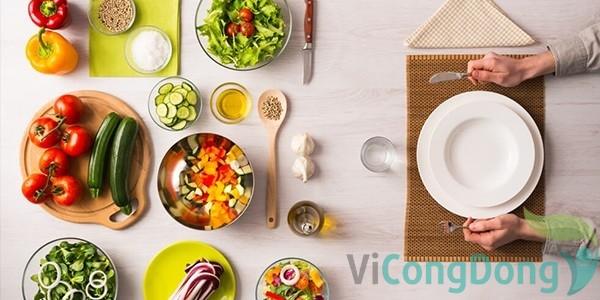Gợi ý thực đơn ăn kiêng cho người đau dạ dày