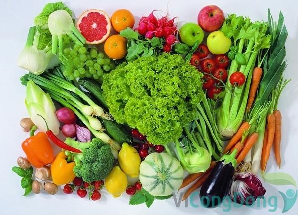 Lưu ý khi ăn rau xanh với bệnh nhân đau dạ dày