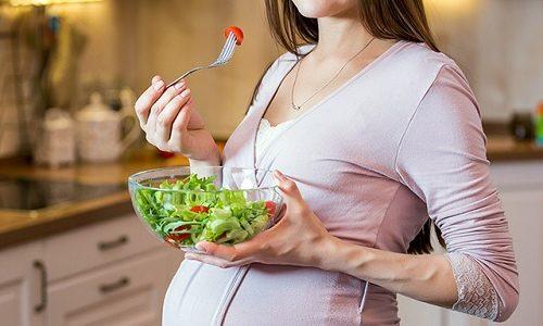 Thực đơn cho bà bầu bị đau dạ dày