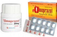 Thuốc Omeprazole 20mg
