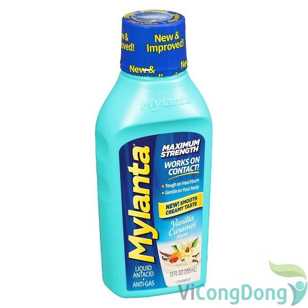 Thuốc dạ dày Mylanta Maximum Strength