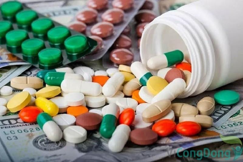 Điều trị thận yếu bằng thuốc Tây y