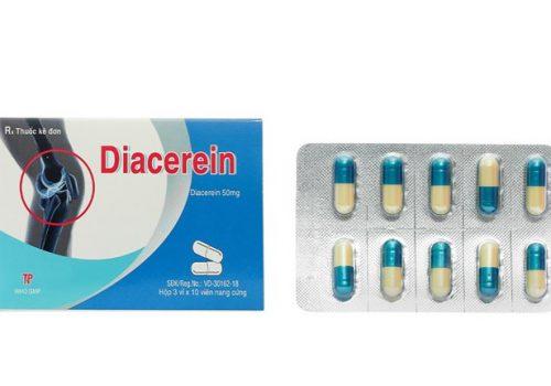 Thuốc Diacerein 50mg