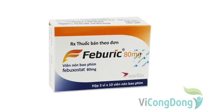 thuốc Feburic 80mg