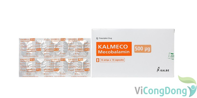 Thuốc Kalmeco 500mcg