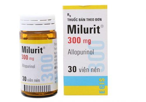 Thuốc Milurit 300mg