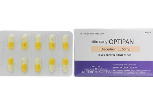Thuốc Optipan 50mg