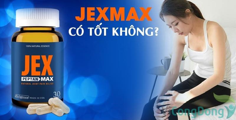 Jex Max có thực sự tốt