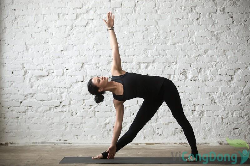 Bài tập yoga tốt cho xương khớp
