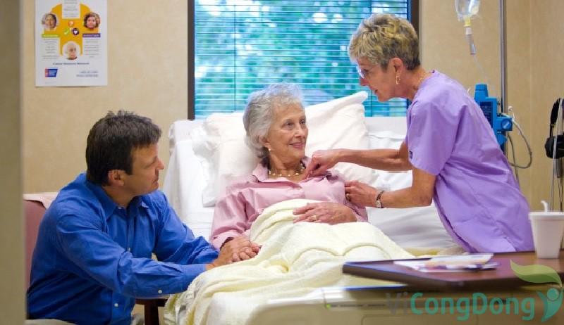 Thực hiện kế hoạch trong việc chăm sóc bệnh nhân