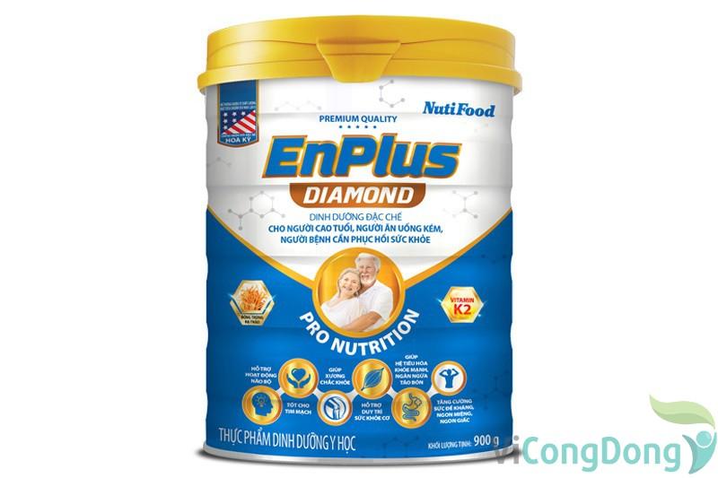 Sữa Nutifood Enplus Gold tốt cho xương khớp