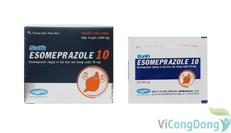 Thuốc Esomeprazole 10mg