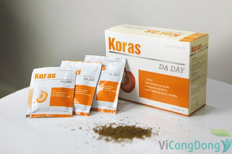 thuốc Koras