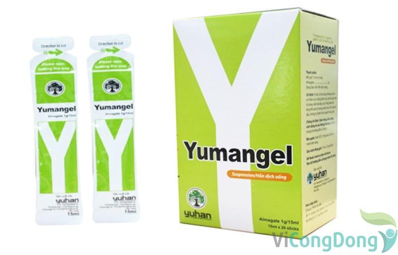 Thuốc Yumangel