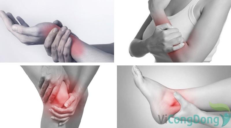 Triệu chứng viêm đa khớp