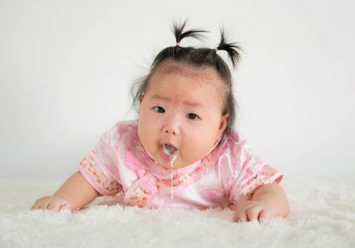 Triệu chứng rối loạn tiêu hóa ở trẻ em