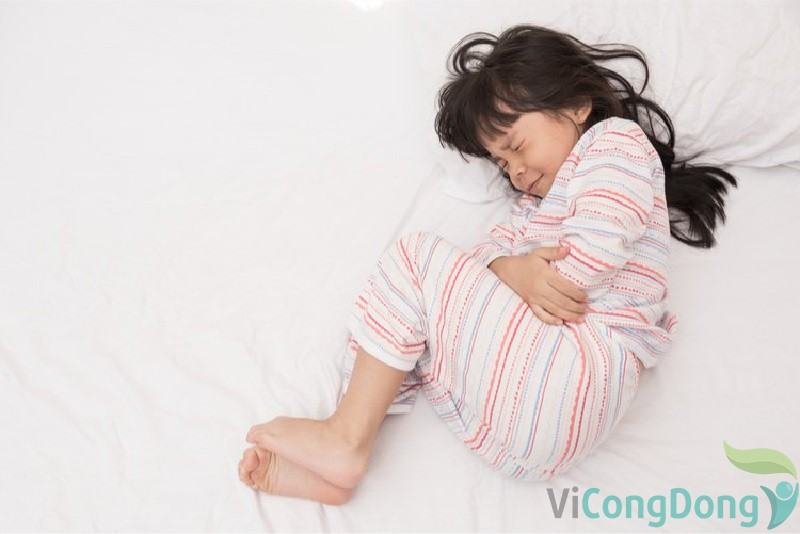 Trẻ bị rối loạn tiêu hóa bao lâu thì khỏi