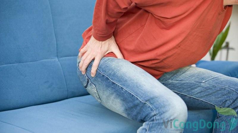 Nguyên nhân đau khớp háng bên phải