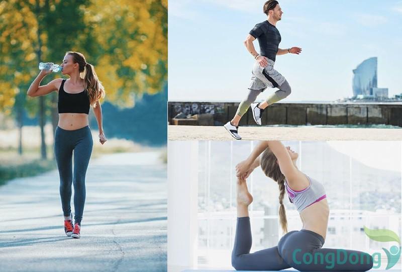 Đau thần kinh tọa có nên tập thể dục không