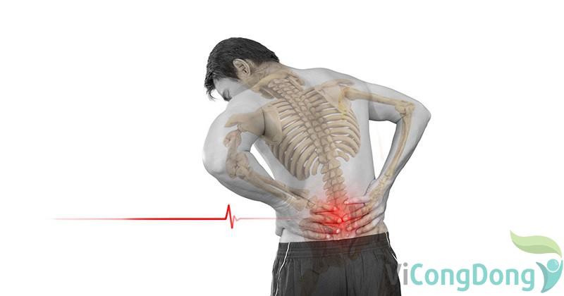 Triệu chứng hội chứng thắt lưng hông điển hình