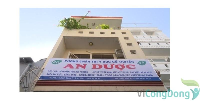Phòng khám Đông y tốt ở TPHCM