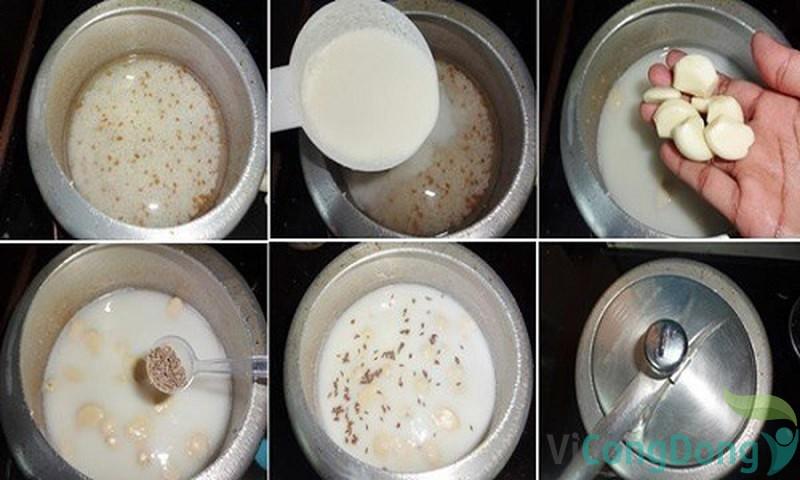 Cách làm sữa tỏi chữa đau thần kinh tọa tại nhà