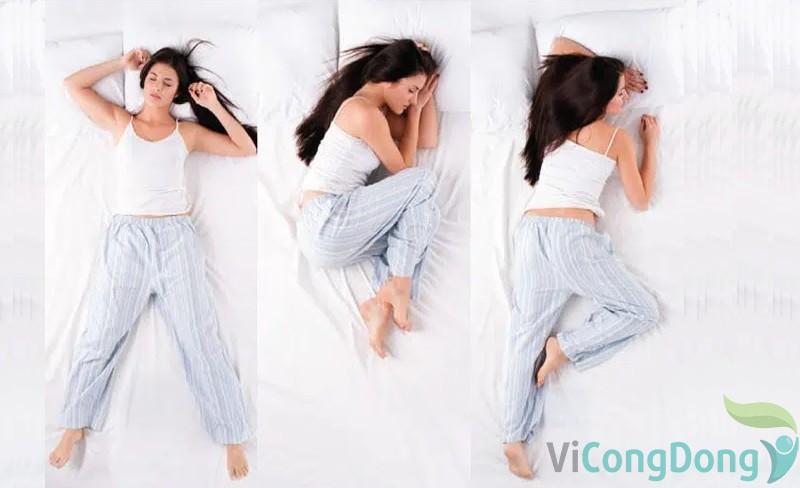 Nguyên nhân tê chân tay khi ngủ