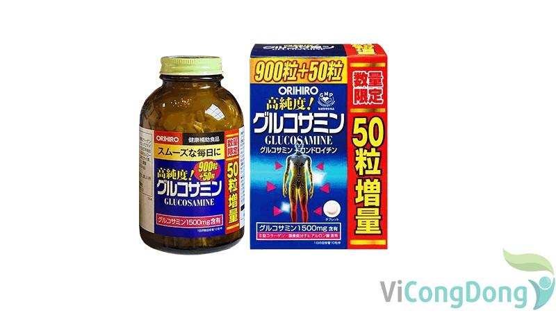 Thuốc xương khớp của Nhật Bản Glucosamine Orihiro