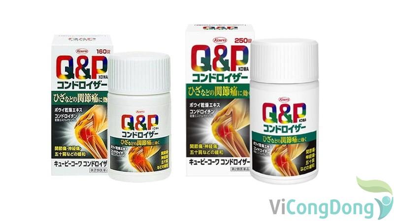 thuốc xương khớp của Nhật Bản