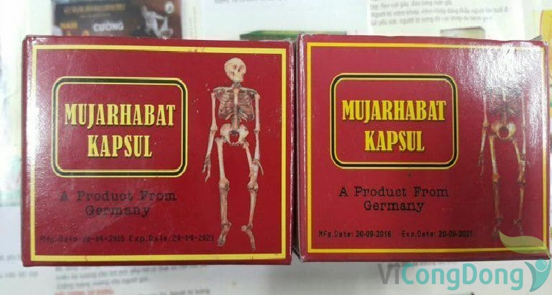 Thuốc xương khớp Malaysia có tốt không