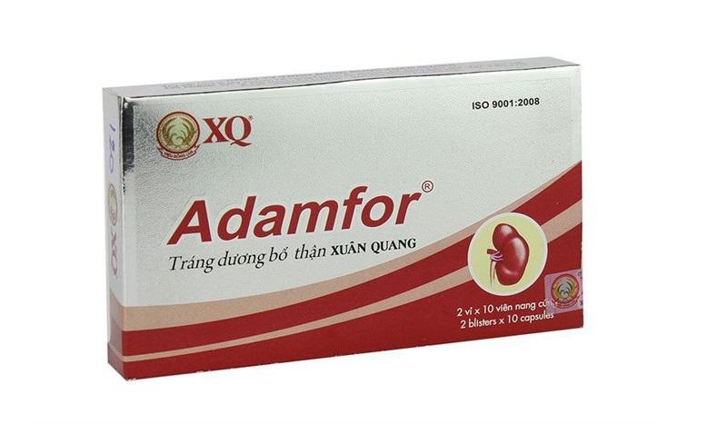 Adamfor là có tốt không