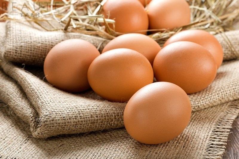 Ăn gì để phục hồi tinh trùng nhanh? - Trứng gà