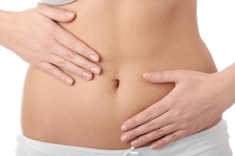 Bài tập tốt cho thận massage thắt lưng và bụng dưới