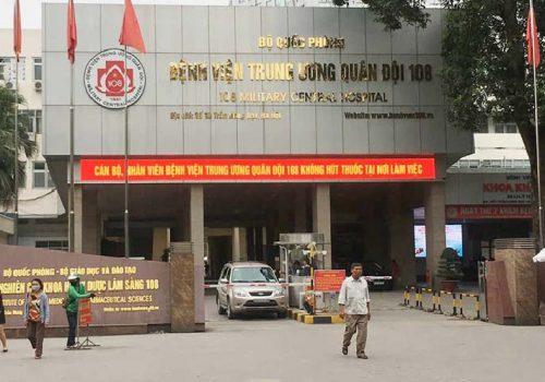 Bệnh viện xương khớp Hà Nội