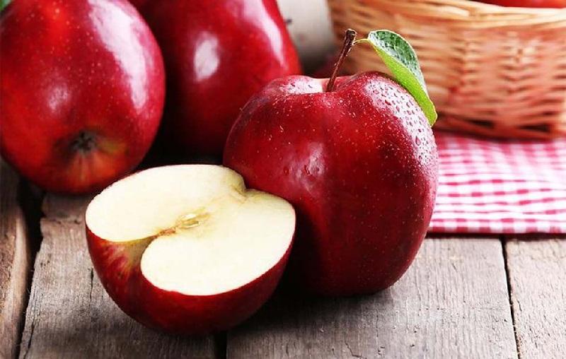 Bị suy thận nên ăn hoa quả gì? - Táo