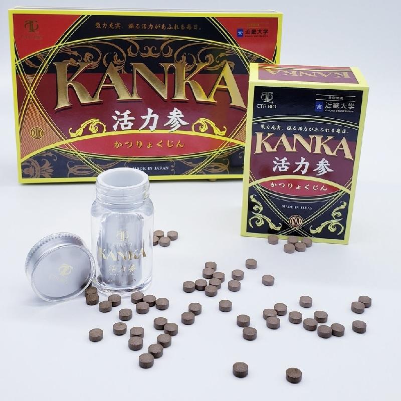 Hướng dẫn sử dụng bổ thận Kanka